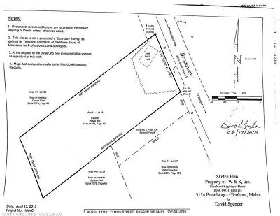 Residential Lots & Land For Sale: 3114 Broadway