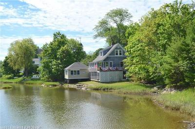 Kennebunkport Single Family Home For Sale: 2 Maine St