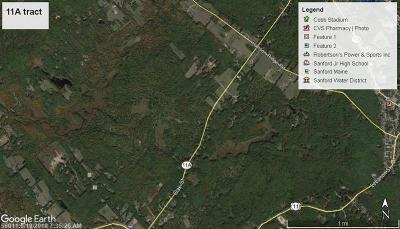 York County, Cumberland County Residential Lots & Land For Sale: 0 Oak