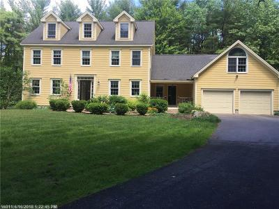 Eliot Single Family Home For Sale: 45 Creek Xing