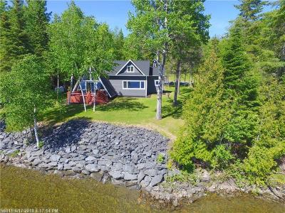 Madawaska Single Family Home For Sale: 916 Baie Creuse Road