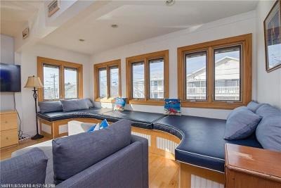 Old Orchard Beach Single Family Home For Sale: 39 East Grand Ave