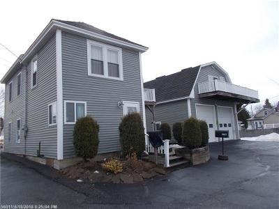 Presque Isle ME Multi Family Home For Sale: $139,900