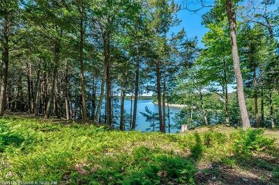 York County, Cumberland County Residential Lots & Land For Sale: Lot 7 Fogg Point Road