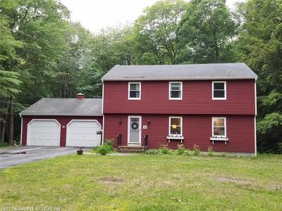 Falmouth Single Family Home For Sale: 14 Brookside Dr
