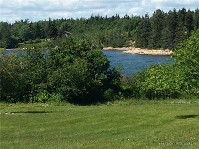 Gouldsboro Residential Lots & Land For Sale: Lot 104 Oceanwood Way