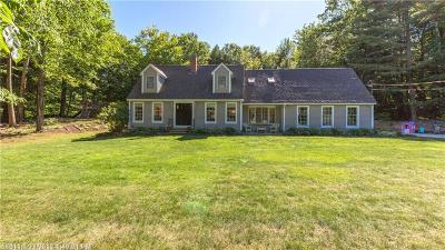 Standish Single Family Home For Sale: 83 Rolling Hills Dr