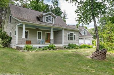 Single Family Home For Sale: 4 Brickyard Cove Rd