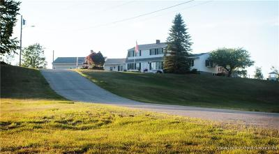 Single Family Home For Sale: 16 Snow Valley Rd