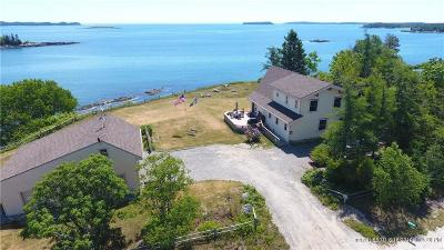 Single Family Home For Sale: 499 Mason Bay Rd.
