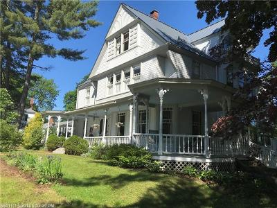 Single Family Home For Sale: 15 High St