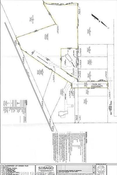York County, Cumberland County Residential Lots & Land For Sale: 0 Falcon Way
