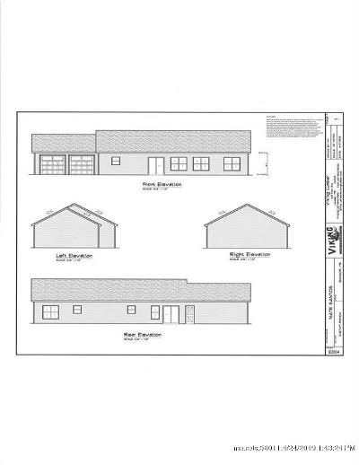 Single Family Home For Sale: Lot 27-5 County Road