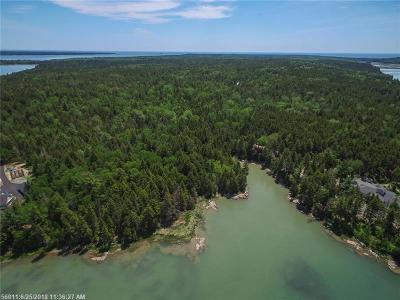Gouldsboro Residential Lots & Land For Sale: Map 57 Lot Grand Marsh Road