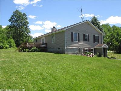 Single Family Home For Sale: 372/378 East Rd