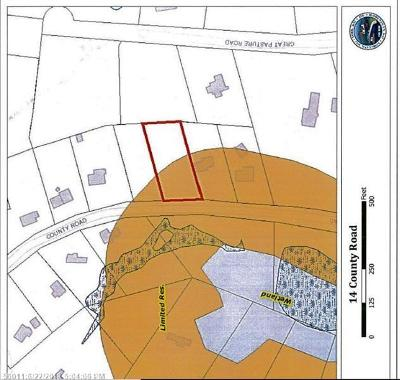 York County, Cumberland County Residential Lots & Land For Sale: 14 County Rd