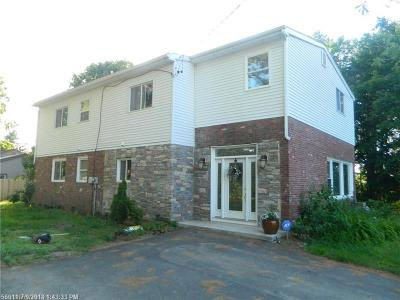 Brewer Single Family Home For Sale: 9 North Rd