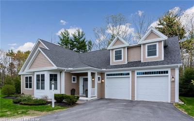 Falmouth Single Family Home For Sale: 73 Ridgewood Dr 73 #73