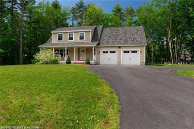 Ogunquit Single Family Home For Sale: 30 Sonoma Woods Ln