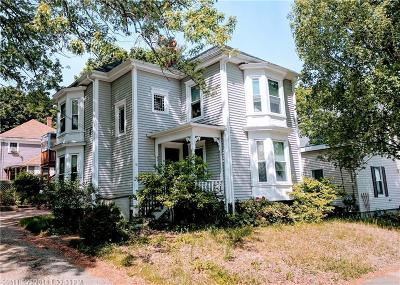 Westbrook Multi Family Home For Sale: 73 Rochester St