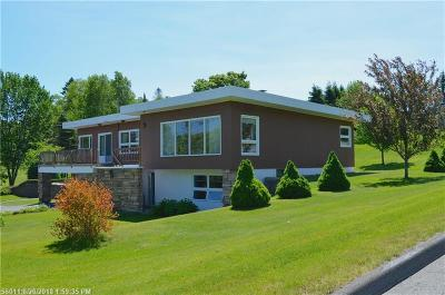 Madawaska Single Family Home For Sale: 123 Fox St