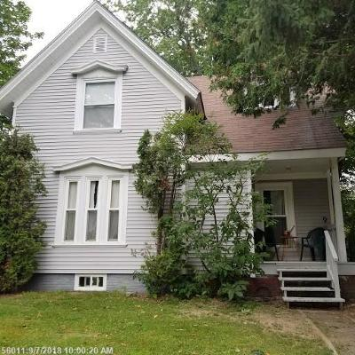 Brewer Single Family Home For Sale: 27 Blake St