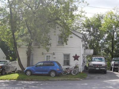 Caribou Multi Family Home For Sale: 185 High Street