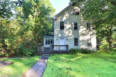 York Single Family Home For Sale: 100 Us Route 1