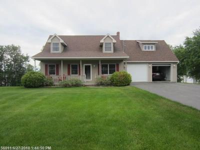 Madawaska Single Family Home For Sale: 617 Lake Shore Road