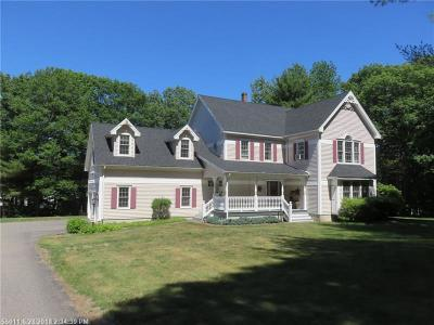 Wells Single Family Home For Sale: 223 Chick Crossing Rd