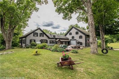 Standish Single Family Home For Sale: 59 Shaws Mill Road