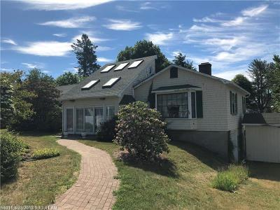 Ogunquit Single Family Home For Sale: 18 Rocky Ln