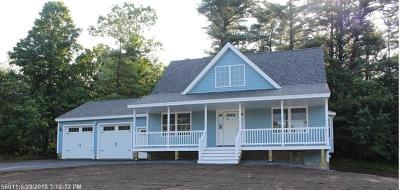 Windham Single Family Home For Sale: Abenaki
