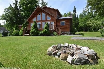 Island Falls Single Family Home For Sale: 26 Dubois Lane