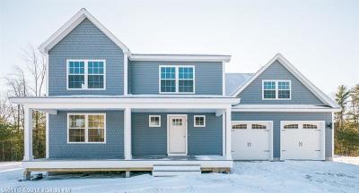 Windham Single Family Home For Sale: Tbd Abenaki