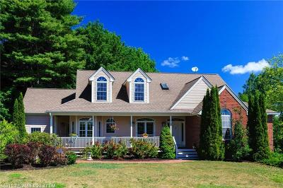 Windham Single Family Home For Sale: 7 Carol Dr
