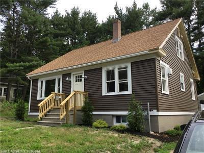 Portland Single Family Home For Sale: 773 Washington Ave