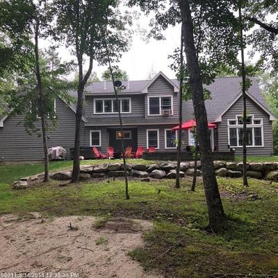Windham Single Family Home For Sale: 11 Canal Ct