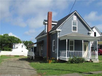 Houlton Single Family Home For Sale