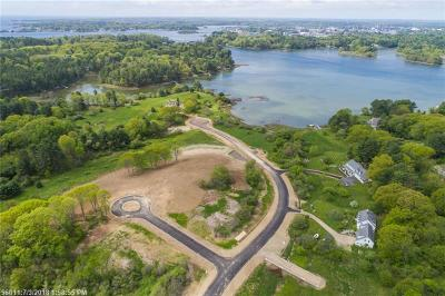 Kittery Single Family Home For Sale: 11 Aka Lot 2 Milliken Cove