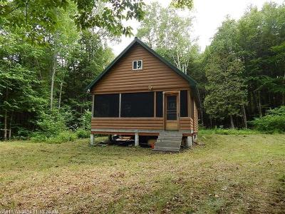 Single Family Home For Sale: Lot 28 Mattaseunk Road