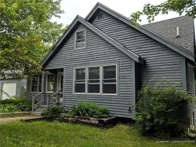 Single Family Home For Sale: 81 Old County Road