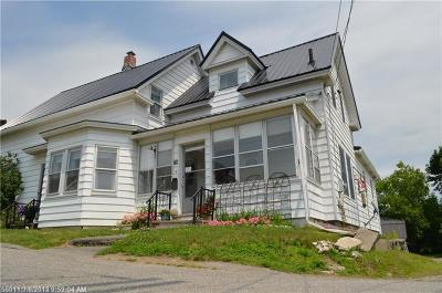 Old Town Single Family Home For Sale: 134 Bosworth Street