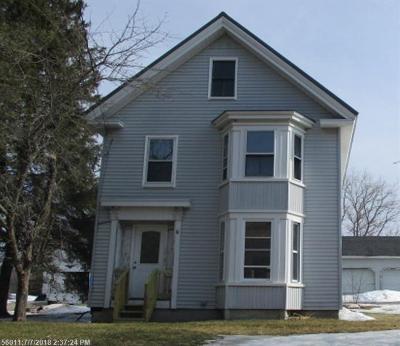 Single Family Home For Sale: 31 Bullen St