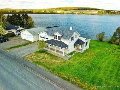 Saint Agatha Single Family Home For Sale: 477 Main Street