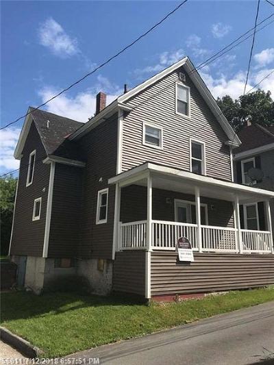 Bangor Single Family Home For Sale: 4 Grace Ct