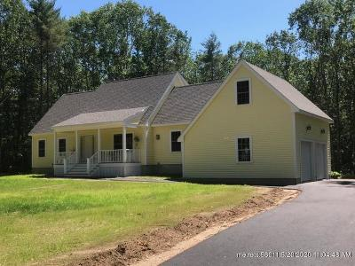 Kennebunk Single Family Home For Sale: 20 Maguire Rd