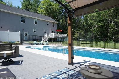Windham Single Family Home For Sale: 30 Walter Partridge Rd