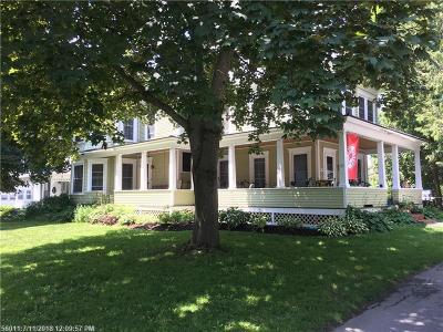 Single Family Home For Sale: 7 Green Street