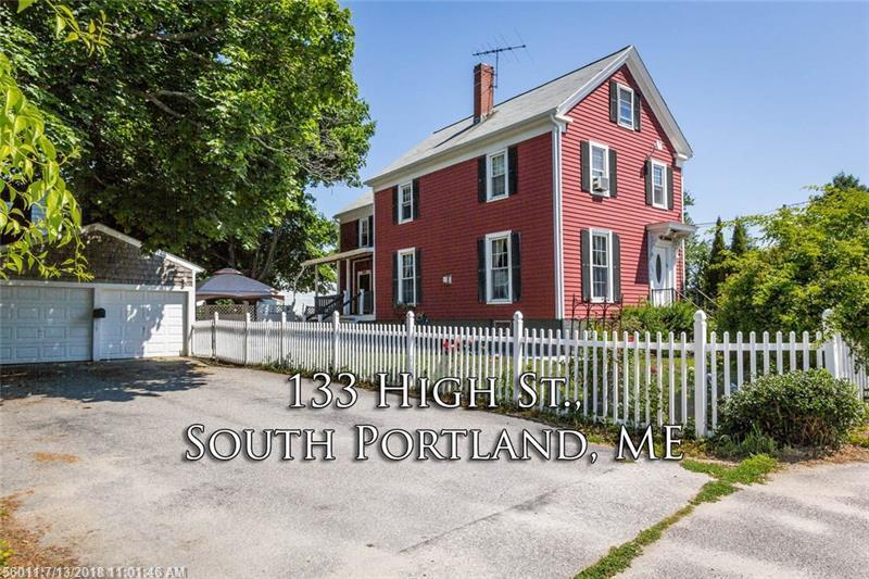 133 High Street South Portland Me Mls 1360562 Direct Real